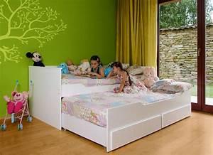 Lattenrost Kinderbett 90x200 : kinder sofabett zum ausziehen wei 90x200 raum und m beldesign inspiration ~ Markanthonyermac.com Haus und Dekorationen