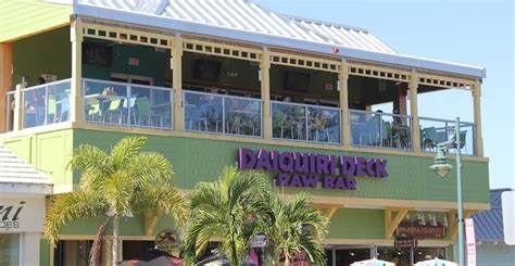 the daiquiri deck bar must do visitor guides