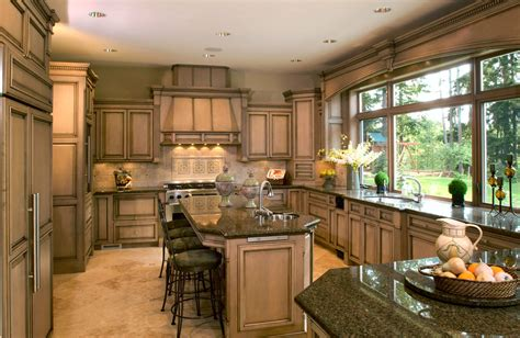 Traditional Kitchen Designs And Elements-theydesign.net