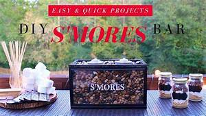 DIY S'MORES BAR | DOLLAR TREE DIY - YouTube