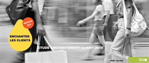 etude enchantement client 2016