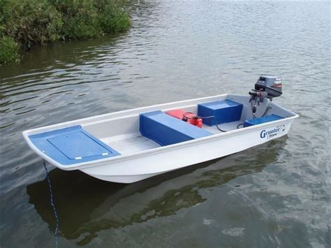 Inflatable Boat For Sale Port Elizabeth by Grunter Fishing Boat Small Open Boat Or Console Version