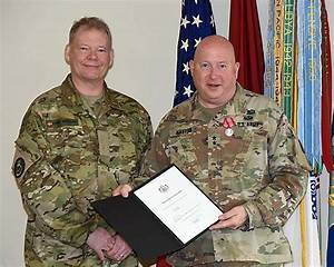 Tennessee Adjutant General Max Haston Receives Danish ...