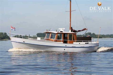 Sneek Boten Te Koop by Porsius Kotter Motorboot Te Koop Jachtmakelaar De Valk