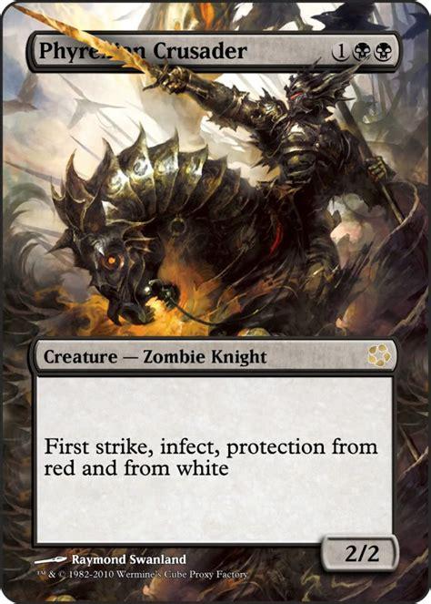 robby of insurrection customized magic the