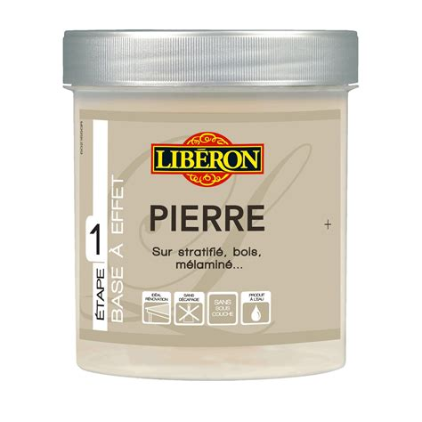 peinture 224 effet effet mat liberon quartz 0 5 l leroy merlin