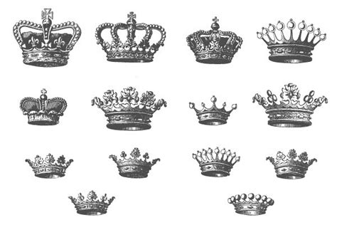 16+ Queen Crown Tattoo Designs