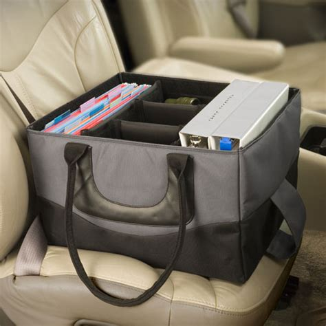 Brilliant Or Baffling? Auto Exec File Tote  Popsugar. Round Plastic Table. Used Desks. Accent Chest Of Drawers. Behind The Couch Tables. Cordless Desk Lamps. Jewelry Drawer Dividers. Novelty Desk Accessories. Tuffy Rear Cargo Security Drawer