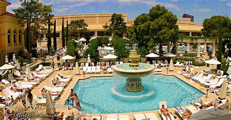 Bellagio Hotel Las Vegas Pool  Desktop Backgrounds For