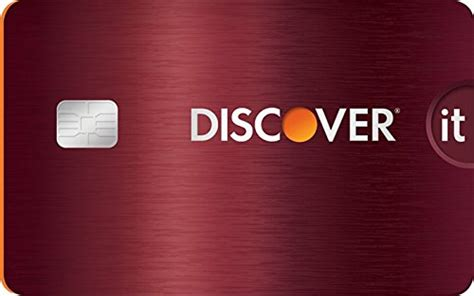 Amazoncom Discover It® With Cashback Match Credit Card