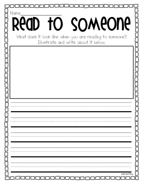 Writing Prompts For 1st Grade Worksheets Bluegreenish