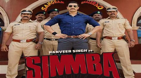 Simmba Movie Wiki, News, Trailer, Songs, Cast And Crew And