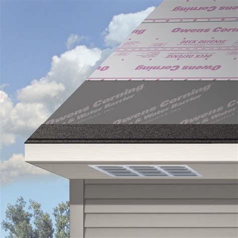 total protection roofing system owens corning roofing