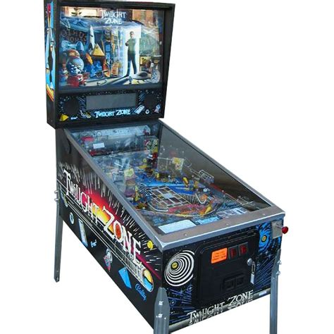 Twilight Zone Pinball Machine   Aminis