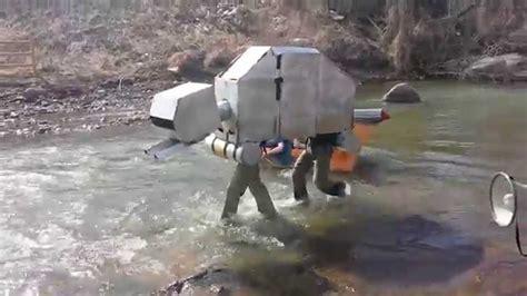Cardboard Boat Videos by Mines 2014 Cardboard Boat Race Youtube