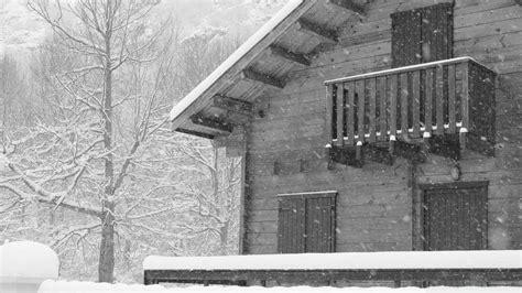 chalet sous la neige wallpaper 1920x1080 wallpoper 447870