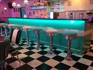 Us Diner Möbel : route 66 store belair bar stuhl bs27cb ~ Markanthonyermac.com Haus und Dekorationen