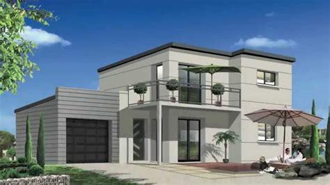 maisons contemporaines modernes rt2012 orca