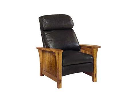stickley furniture 89 369 rl bustle back spindle morris recliner interiors c hill