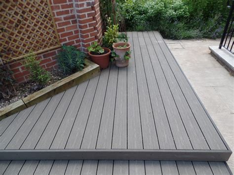 composite decking hshire composite decking