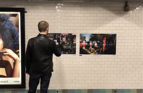 Not The Shot On Iphone Campaign Fights Against Gun