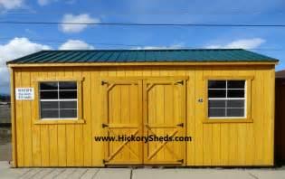 hickory sheds boise hickory sheds utility shed idaho