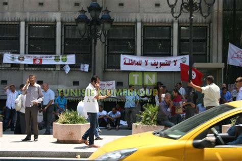 tunisie rassemblement des forces de s 233 curit 233 du minist 232 re de l int 233 rieur