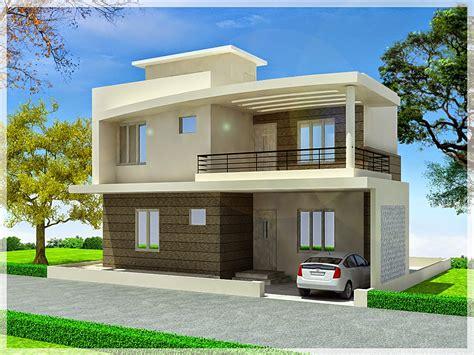 Simple House Exterior Design At Home Interior Designing