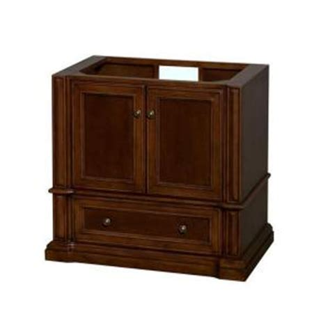 wyndham collection rochester 37 5 in vanity cabinet only in cherry wcvj23136schcxsxxmxx the