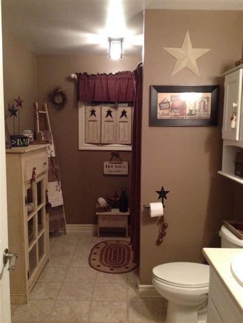 primitive bathroom wall decor bathroom design ideas 2017