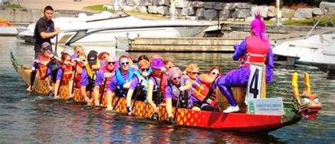 Row The Dragon Boat by About Barrie Dragon Boat Festival