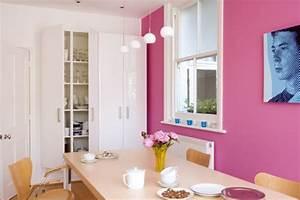 Holz Mit Wandfarbe Streichen : pinke wandfarbe w rden sie gern ihre w nde pink streichen ~ Markanthonyermac.com Haus und Dekorationen