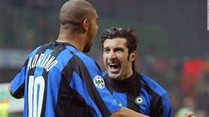 Luis Figo: The man who could be King of Football - CNN.com