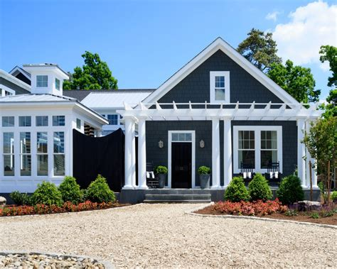 Exterior Painting : The Best Exterior Paint Colors To Please Your Eyes