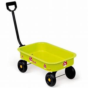 Wagen Für Kinder : janod kleiner metallwagen gr n f r kinder handwagen ebay ~ Markanthonyermac.com Haus und Dekorationen