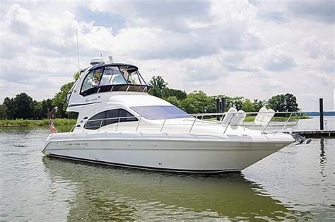 Sea Ray Boats For Sale Fort Lauderdale by Sea Ray 420 Sedan Bridge Boats For Sale In Fort Lauderdale