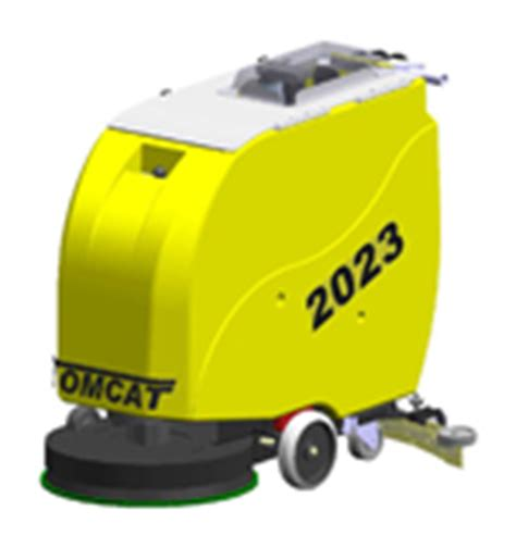 retired models tomcat commercial cleaning equipment