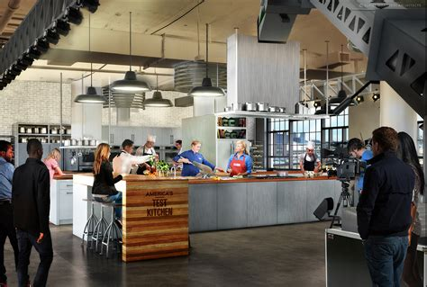 America's Test Kitchen Is Moving To The Seaport Boston