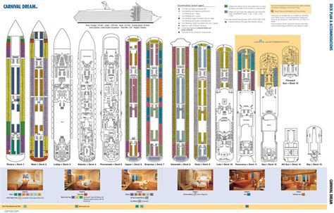 pin carnival deck plan image search results on