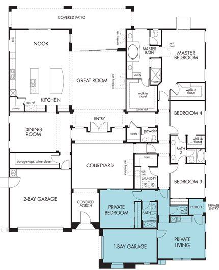 legacy next new home plan in the masters at southern highlands by lennar