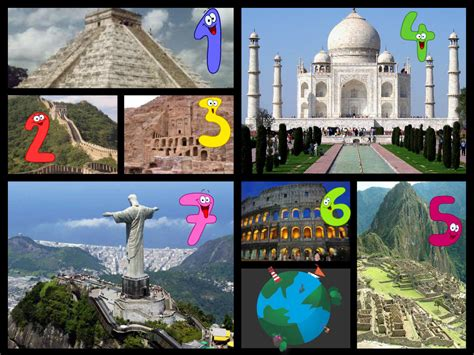 new on the quot the 7 wonders of the modern world quot by adri 225 n