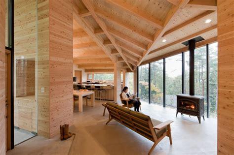 maison design japonaise en bois