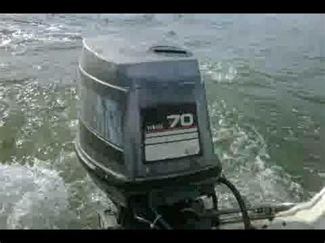 Mercury Outboard Motor Bogs Down Under Load by Yamaha 90hp Outboard Lost All High Rpm S Doovi
