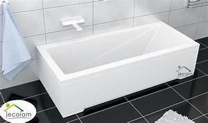 Badewanne 120 Cm : badewanne rechteck wanne 120 130 140 150 160 170 x 70 cm ohne mit sch rze ablauf ebay ~ Markanthonyermac.com Haus und Dekorationen