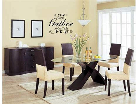Come Gather At Our Table Wall Art Decal Decor Kitchen