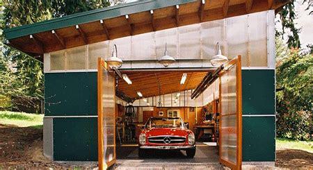 Schuur Inrichten Als Werkplaats by Je Garage Duurzaam Inrichten Duurzaamthuis Nl
