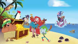 Breakthrough Acquires New Animated Series 'Pirate Express ...