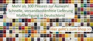 Klemm Plissee Mit Muster : plissee faltstore plissee ~ Markanthonyermac.com Haus und Dekorationen