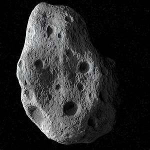 Asteroid Render - Pics about space
