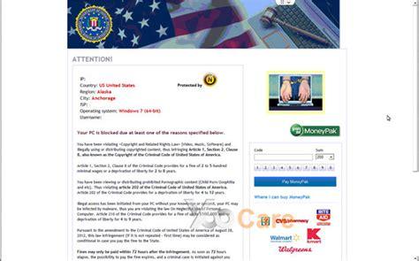 fbi virus scam locked computer screen remove fbi moneypak virus from pc or mac yoosecurity